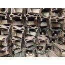 Absenkbare Bodendichtung für Brandschutztüren, Türdichtung Kürzbar Breite 25 mm