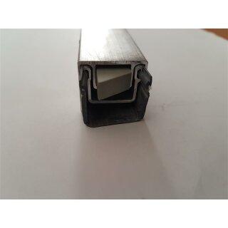 490 x 25 mm (LxB) Absenkbare Bodendichtung