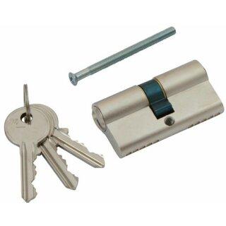Industrie-Profilzylinder | Doppelzylinder mit 3 Kerbenschlüsseln