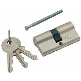 Industrie-Schließzylinder 30/30 mm