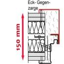 Gegenzarge FSA62 1000x2000 MW 150 mm